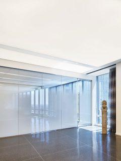 ışıklı doku gergi tavan