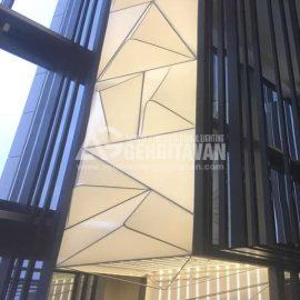 Ankara Mızrak kalvaniz gergi tavan uygulaması